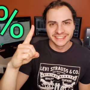 How I aim for 1% profit per day with my trading bot