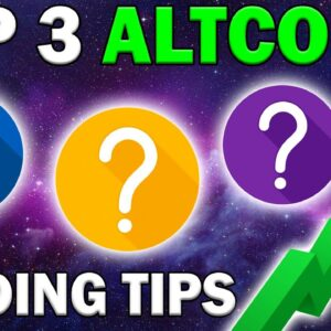 Top 3 ALTCOIN GEMS for 2021 (Crypto Expert's BEST Trading Tips)
