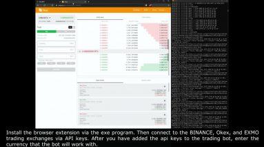 Best cryptocurrency trading bot 2021   Binance   OKex   Exmo